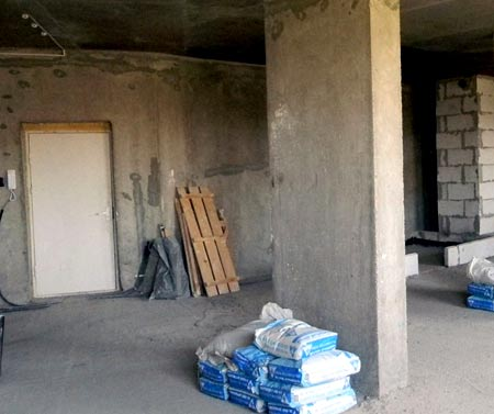 ремонт помещения в монолитном доме