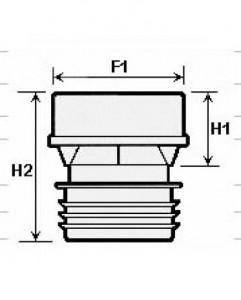 схема устройства простого воздушного клапана