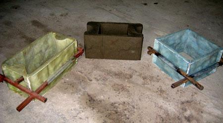 Декоративные блоки для столбов забора