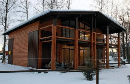 шведский проект дома