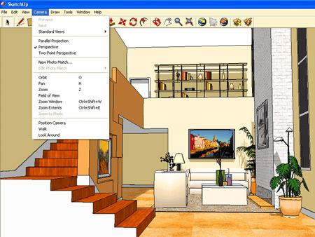 программа Google SketchUp