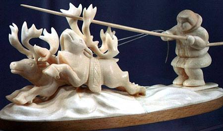 резная скульптура