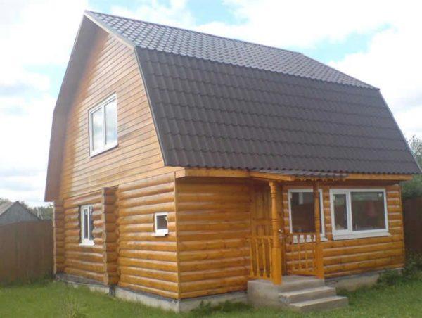 проект каркасного здания