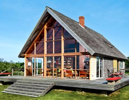 проект скандинавский дом