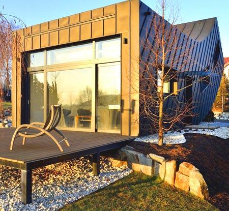 проект дом студия современный