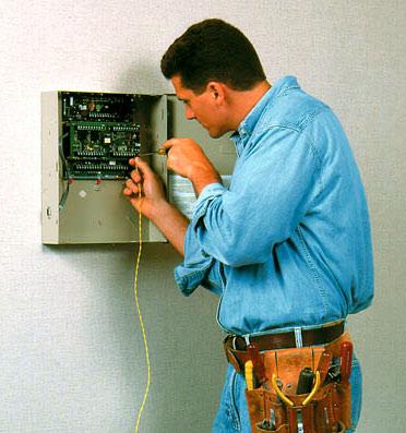 Как установить сигнализацию в квартире своими руками