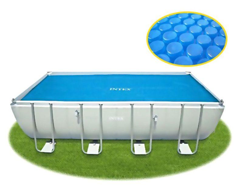 Специальная ткань для нагрева бассейна