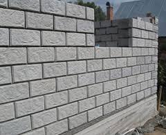 стена дома из керамзитобетона