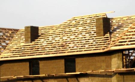 обновление крыши дома