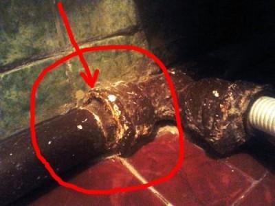 сварка канализационных труб