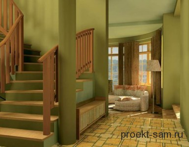 отделка и устройство тамбура в частном жилом доме