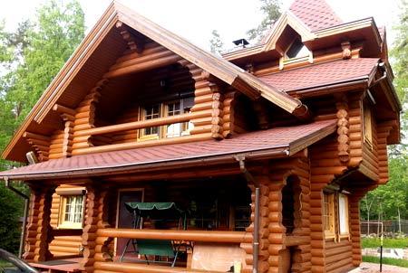 проект дома терема