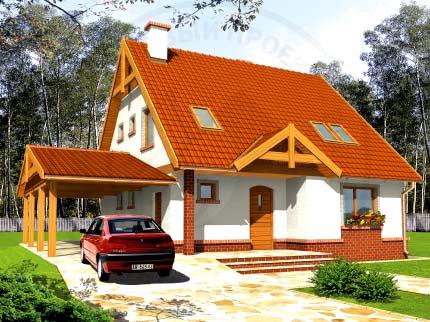 европейский стиль дома