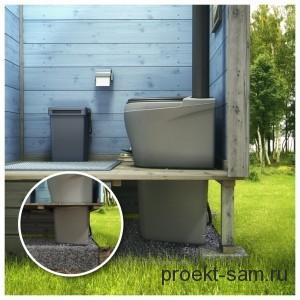 фото проекты дачных туалетов