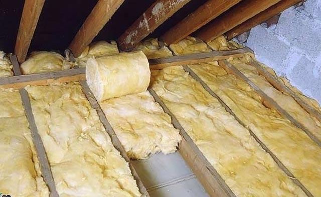 Как утеплить потолок снаружи в бане своими руками 98