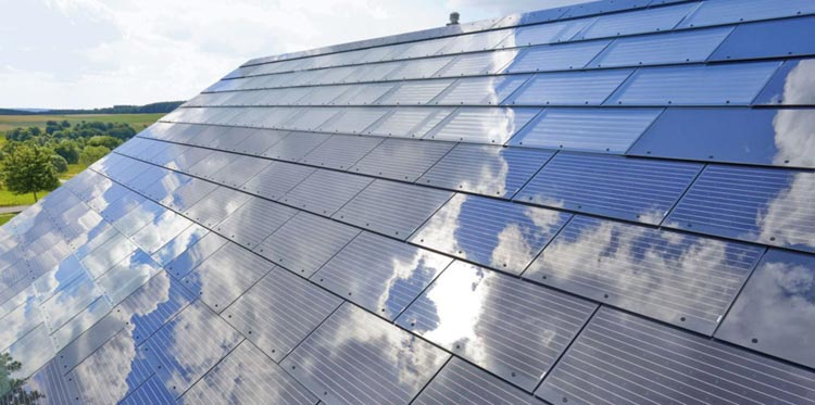 замена крыши на панели