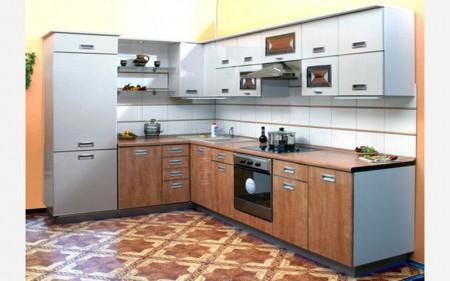 угловая планировка кухни 12 кв. м.