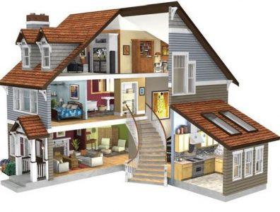 мансарда дом