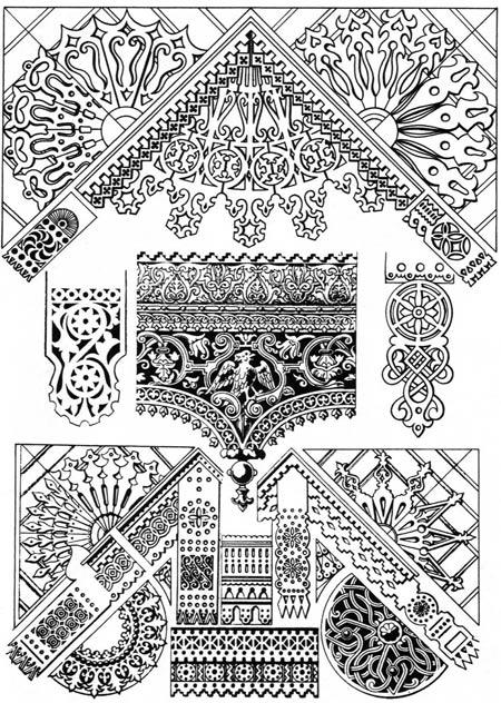 узоры орнамента