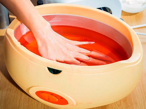 ванна парафин плавление