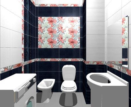 Онлайн программа для дизайна ванной комнаты