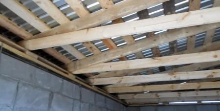 вентилируемая крыша дома