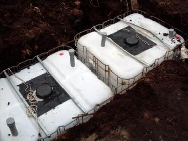 вентиляция септика на даче