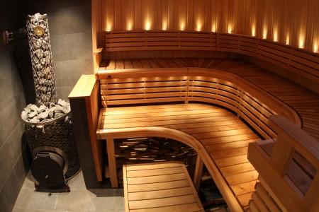 внутренняя планировка финской бани