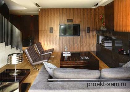 внутренний дизайн польского дома