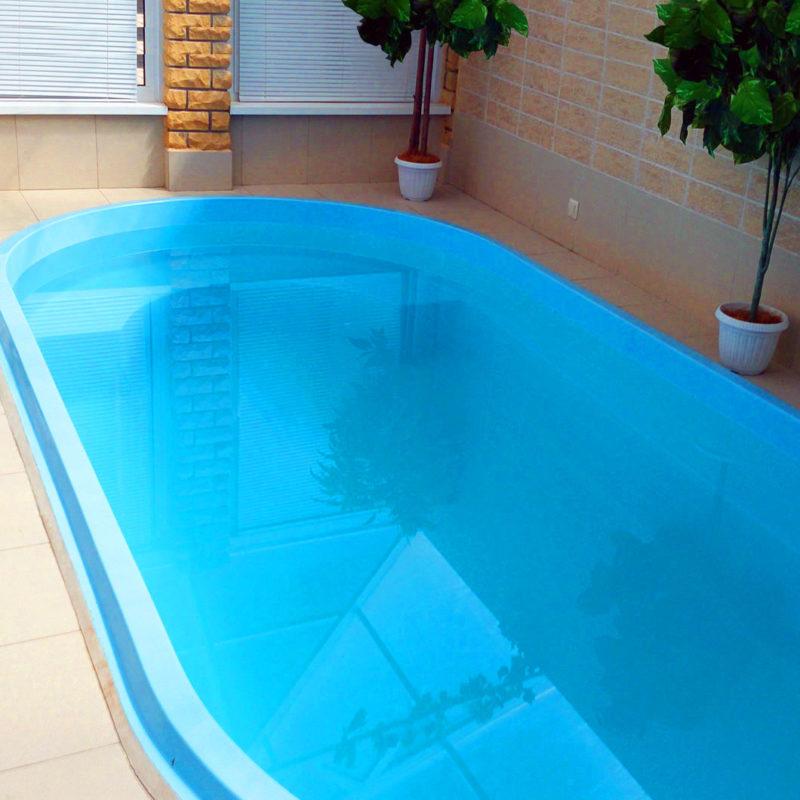 композиционный бассейн