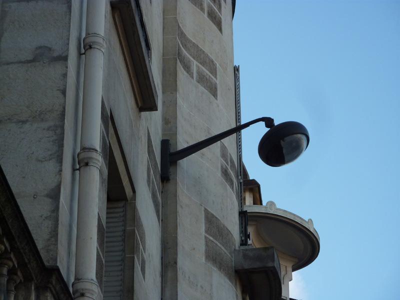 Источник освещения улиц