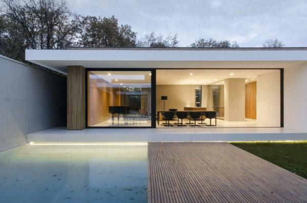 современный облик дома