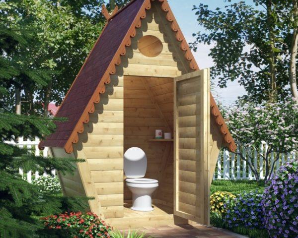 проект туалета