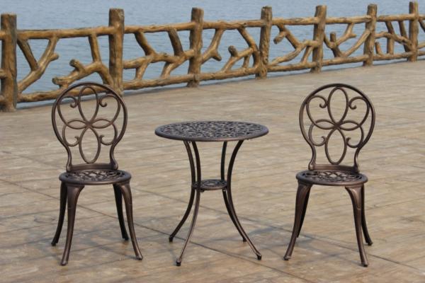 литые стулья