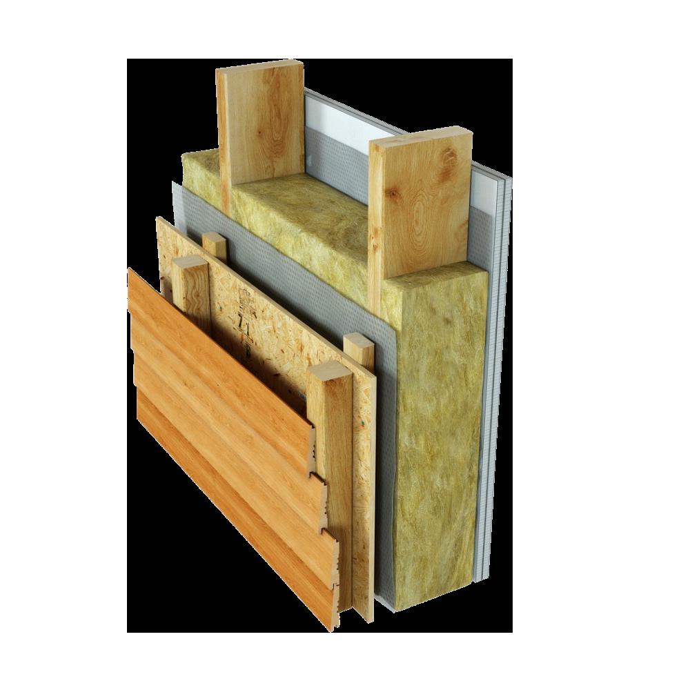 Теплоизоляция стен каркасника